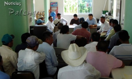 Los ejidatarios solicitaron la intervención del gobierno estatal.