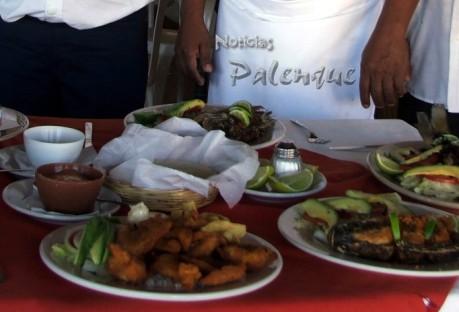 Mujeres de pescadores instalarán muestra gastronómica.