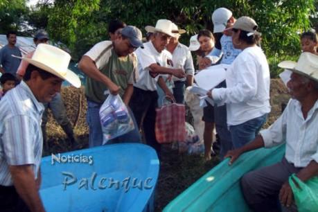 Son unas 5 mil personas las afectadas en Catazajá.
