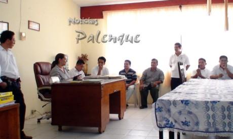Yary atendió las peticiones de los profesores.