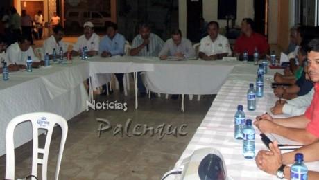 El Comité de Evaluación de Daños de Catazajá quedó instalado.