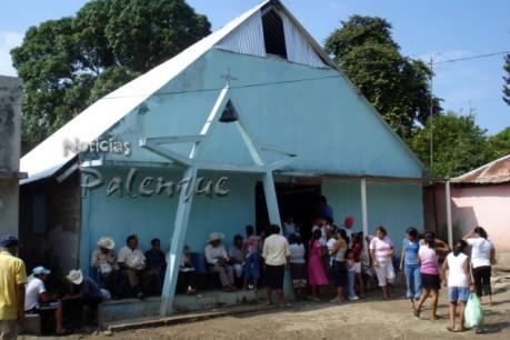 En la iglesia de Calatrava se efectuó la segunda entrega.