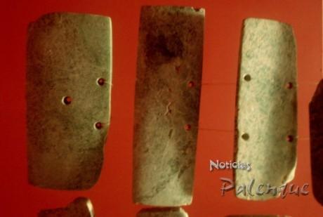 Las piezas originalmente se hallaron en fragmentos.