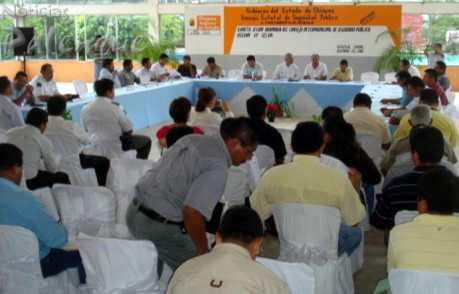 Consejo Intermunicipal sesionó en Catazajá con 13 municipios.