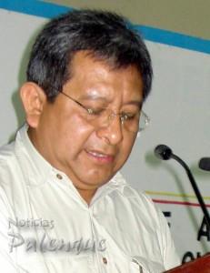 Cruz Guzmán solapa a prófugos de la ley.