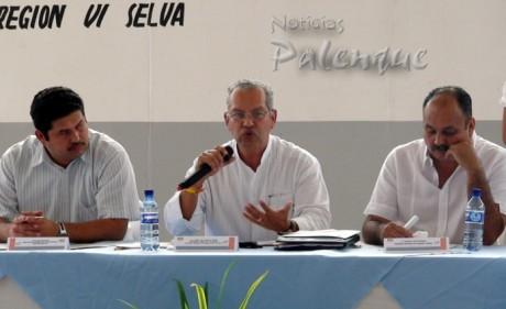 Delegado del Consejo Estatal avaló nombramiento de Constantino Huy.