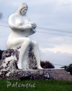 La Madre Chol, encargo de Juan Sabines padre.