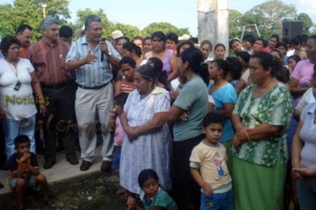 El edil reconoció el apoyo del gobernador durante las inundaciones.