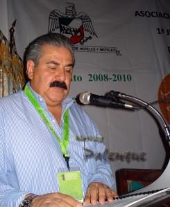 Armendáriz destacó el papel estratégico del turismo.