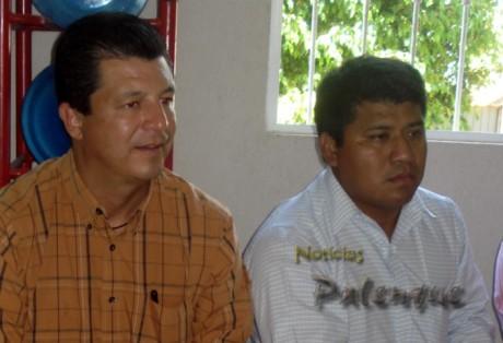 El subsecretario y el edil intervinieron para lograr acuerdos.