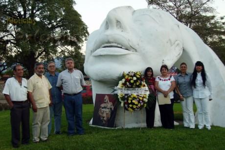 Varios comunicadores y artistas plásticos organizaron el evento.
