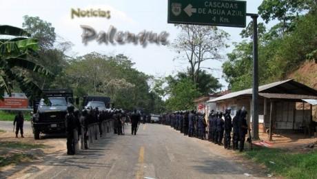 Las autoridades devolvieron la seguridad y el orden a la zona.
