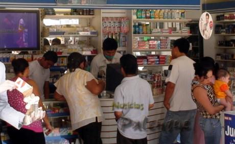 Se ha incrementado la demanda de medicamentos.