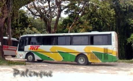 Un autobús de esta línea fue asaltado; es el segundo en el mismo tramo.