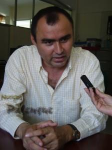 El director del cobach 07 detalló las medidas preventivas.