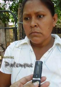 La mujer denunció el mal proceder de su marido.