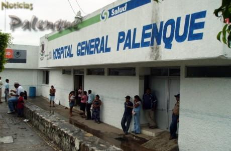 El Hospital los manda a la clínica pues no los consideran urgencia.