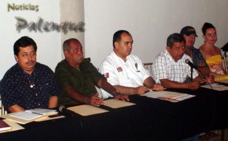 El subsecretario presidió la presentación del Plan Integral de PC.