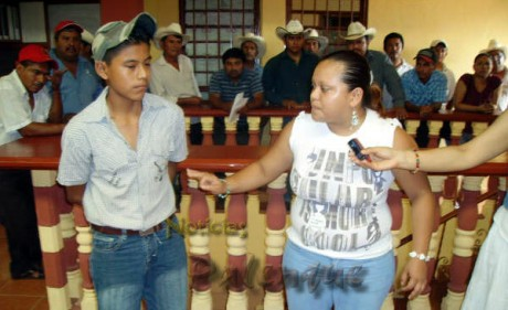 La hija del arraigado denunció los abusos contra su hermanito.
