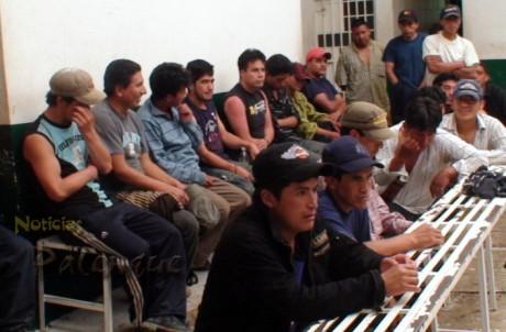 Los migrantes prefieren entregarse que ser victimas de los salteadores_ER
