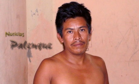 El presunto violador trató de fugarse pero fue detenido.