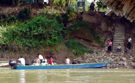 Las rutas de ilegales han cambiado y ahora entran más por Tenosique.