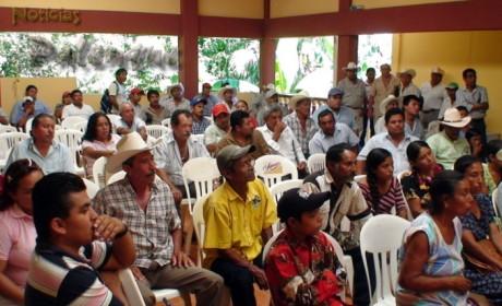 Los ganaderos denunciaron actos de corrupcion que los afectan.