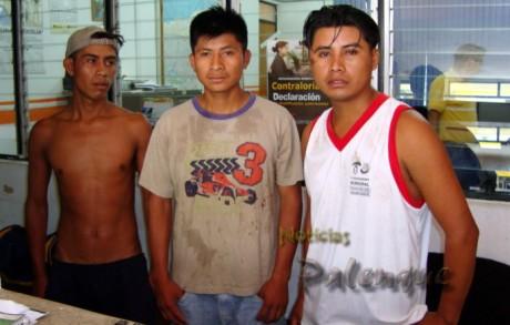 Los tres agresores ya se encuentran en el penal de Playas.