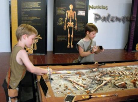 La antropología forma parte de la experiencia interactiva.