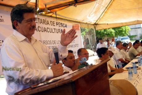 Aseguró que Chiapas será el mayor productor de mojarra el próximo año.