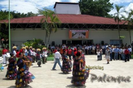 En el parque de feria se desarrolla la VII Expo Nacional de Gyr.