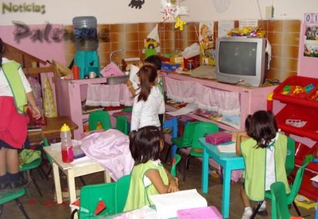 La seguidad de los preescolares es supervisada por Protección Civil.