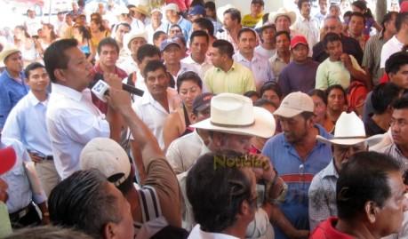 El diputado local Agustín Peñate señaló como histórico el evento.