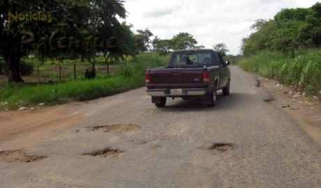 Los productores agropecuarios sufren por la falta de mantenimiento_ER