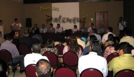 La Hoteleria en Palenque pasa por una epoca dificil.