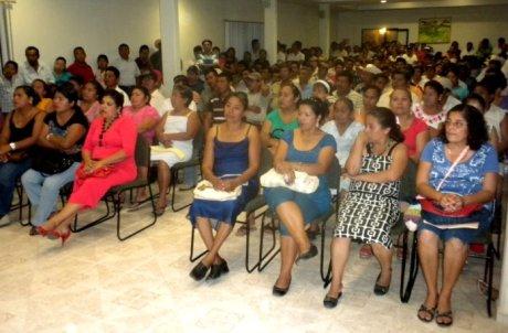 El evento de Culebro tuvo mayor convocatoria