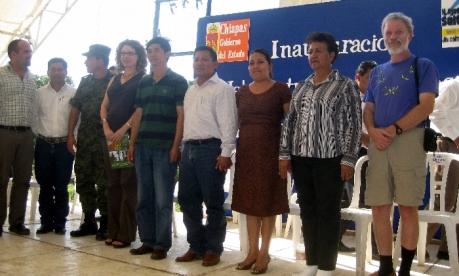 Con asesor a de china y eu inauguran centro de - Reproduccion del bambu ...