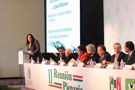 Lourdes López Moreno propuso la creación de una Ley para fortalecer a la PROFEPA